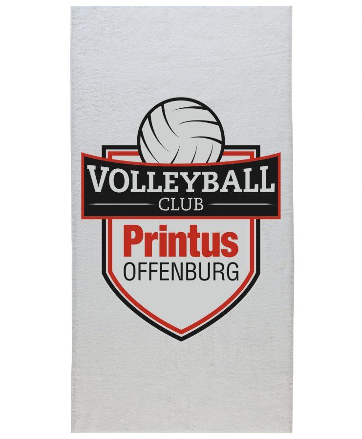 VCO Printus-Badetuch
